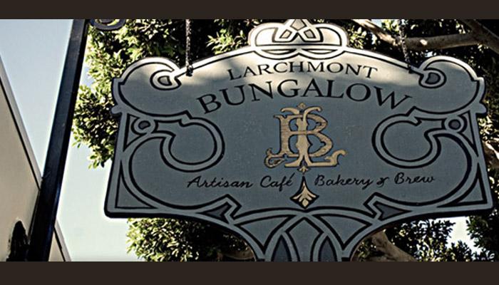 Larchmont Bungalow banner