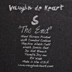 Vaughn de Heart Fin Tag