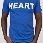 Vaughn de Heart Heart Front