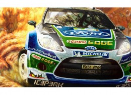 WRC3 Banner