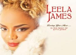 leela james Loving You More... In The Spirit Of Etta James