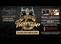 Thursday release