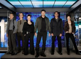 Almost Human TV Show